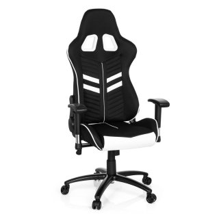 Bürostuhl weiß stoff  Gaming - Bürostühle, Arbeitsstühle, Loungemöbel, Zubehör u.v.m.