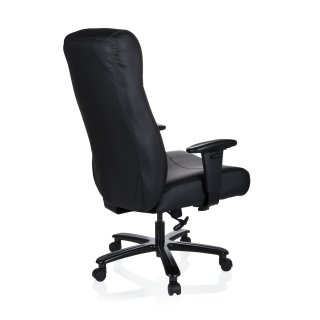 Chefsessel XXL EVEREST Kunstleder schwarz hjh OFFICE